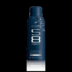 Мужской спрей дезодорант-антиперспирант S8