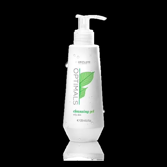 Очищающий гель для жирной кожи «Оптимальное очищение»
