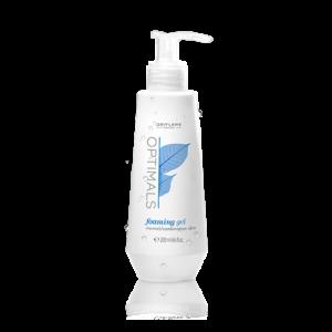 Очищающая гель-пенка для нормальной/комбинированной кожи «Оптимальное очищение»