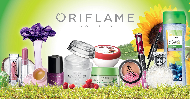 Скидки на косметику Oriflame от 20% до 80%