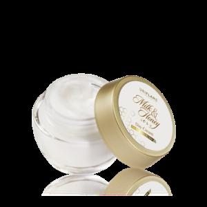Питательный дневной крем «Молоко и мед – Золотая серия»
