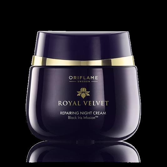 Подтягивающий ночной крем «Королевский бархат»