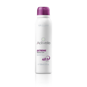 Спрей дезодорант-антиперспирант 48-часового действия «Активэль – Экстремальная защита»