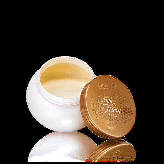 Маска для волос «Молоко и мед – Золотая серия»