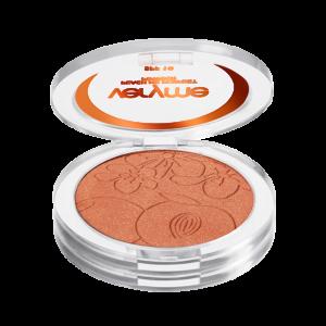 Бронзирующая пудра «Бархатный персик» Very Me Peach Me Perfect powder SPF 10