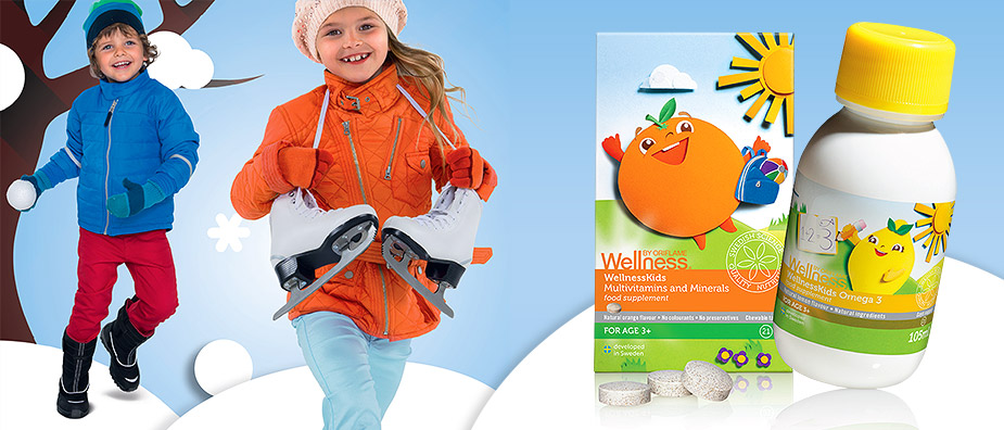 Wellness Kids для детей