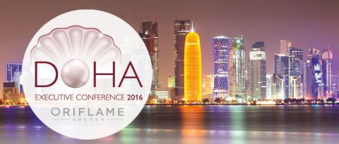 Международная Исполнительная Конференция 2016 Доха