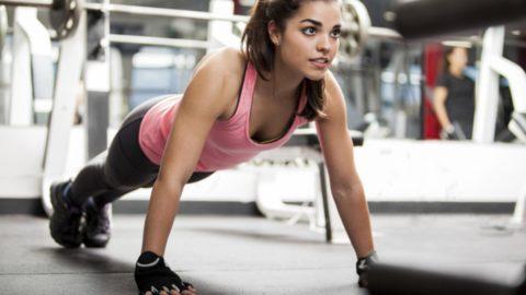Фитнес: тренировки дома, в зале, на улице