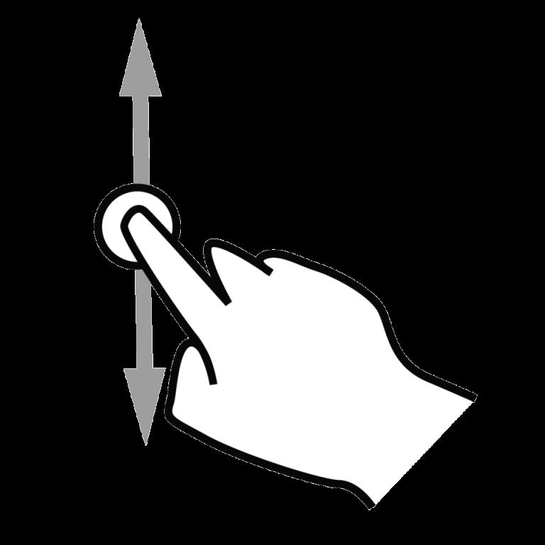 one_finger_scroll_gestureworks