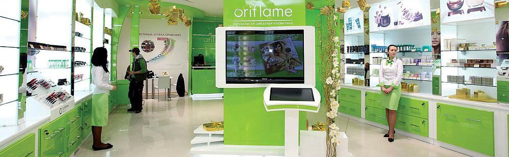 Oriflame в Бресте