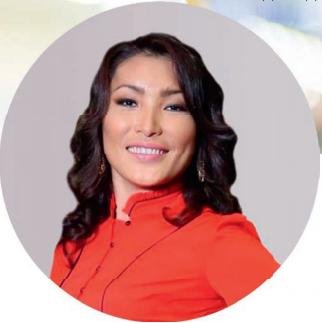 АКМАТАЛИЕВА БАКТЫГУЛЬ – Лидер Орифлейм Кыргызстан