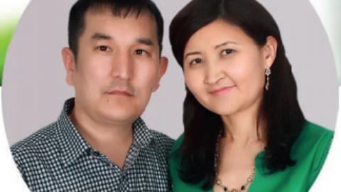 БАЗЫКЕН ГУЛЬМАНУ ЖӘНЕ НУРИМОВ БАУЫРЖАН — Лидеры Орифлейм Казахстан