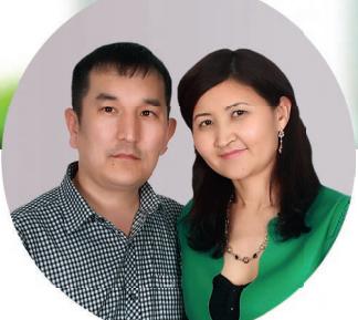 БАЗЫКЕН ГУЛЬМАНУ ЖӘНЕ НУРИМОВ БАУЫРЖАН - Лидеры Орифлейм Казахстан