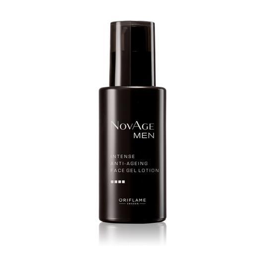 Увлажняющий гель-крем против старения кожи NovAge Men