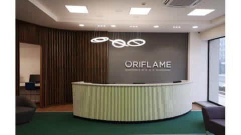 Oriflame торжественно открылся в Узбекистане