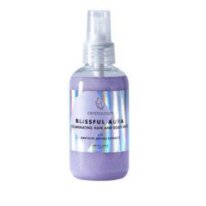 Спрей-блеск для волос и тела Crystologie