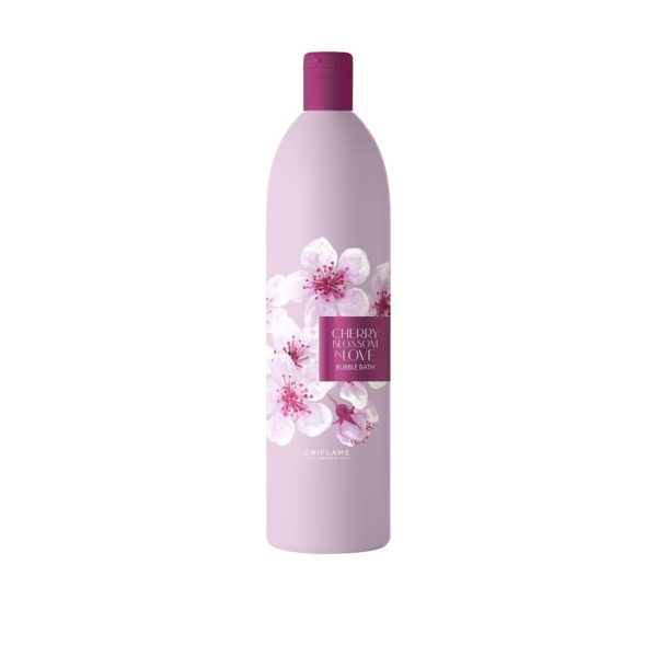 Пена для ванны Cherry Blossom In Love. Мегаобъём