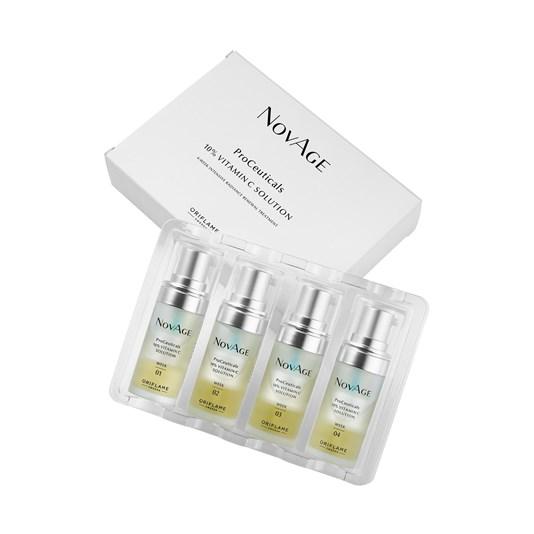 Сыворотка с 10% витамином С NovAge Proceuticals
