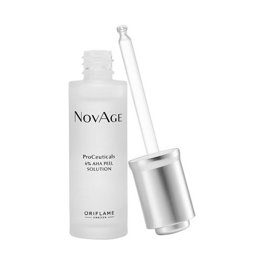 Сыворотка-пилинг для обновления кожи с  6% содержанием альфа-гидроксикислот NovAge Proceuticals