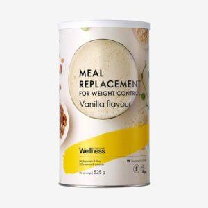 Питательный коктейль для контроля веса – Ванильный вкус