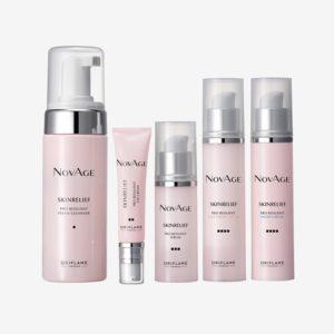Комплексный уход-комфорт NovAge Skinrelief Pro Resilient