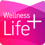 Логотип группы (Club Wellness Life + by Oriflame)